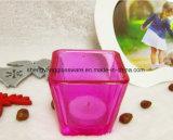 Fabrikant van de Houders van de Kaars van het Glas van het Kristal van de Kleur van China de Natuurlijke