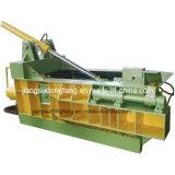 Machine de presse de câblage cuivre de rebut de Y81f-125b avec du CE