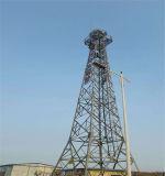 Dreieckiger Mikrowellen-Antenne Guyed Aufsatz