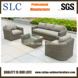セットされる柳細工のソファーかソファーの舞台装置2013/PEの柳細工のソファー(SC-A7406)