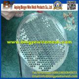 Forma redonda para a filtragem de metal perfurada