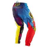 Abitudine blu che corre i pantaloni fuori strada di motocross dell'attrezzo del MX di usura (MAP19)
