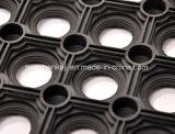 連結の屋外のスリップ防止多彩なゴム製床のマット