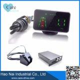 Il sistema anticollisione Fcw e Ldw del veicolo integra con il sistema di inseguimento di GPS