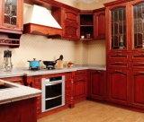بينيّة أثاث لازم أسلوب [إيوروبن] خشبيّة مطبخ أثاث لازم/مطبخ صنبور يبزل مطبخ أثاث لازم ومطبخ [كونترتوب] تقليد [سليد ووود] [كيتشن كبينت]
