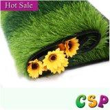 Buona erba artificiale sintetica di vendita di gioco del calcio di colore verde 2