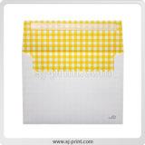 70lb. Vichy jaune Printeriors Enveloppes Enveloppes A7