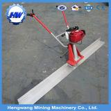 Smoother concreto do dircurso Vibratory do fardo/assoalho concreto que nivela a máquina