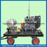 pulitore ad alta pressione elettrico della strumentazione di superficie di pulizia 50MPa