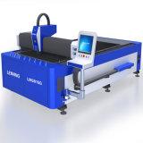 Machine de découpage de laser de fibre d'acier inoxydable à vendre