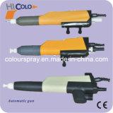 Pistolet de pulvérisation électrostatique de poudre automatique