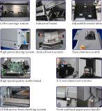 中国の工場卸売の大きいフォーマットデジタルはファブリック昇華プリンター織物の印字機に指示する