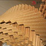 Geflügelfarm-Ventilations-Systems-/Qingzhou Verdampfungsluftkühlung-Auflage/Auflage-Wand für Geflügel