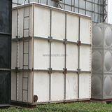 FRP GRP baute Wasser-Becken-SMC geformtes Panel-Wasser-Becken zusammen