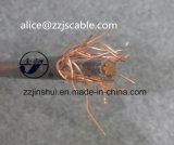 0.6/1kv câble concentriques 1*8AWG+8AWG de cuivre en polyéthylène réticulé