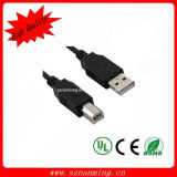USB2.0 Printer Cable USB morgens zu Schwerpunktshandbuch Data Cable