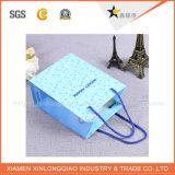 Umweltfreundliche Berufstote-Papier-Einkaufstasche mit Baumwollgriff