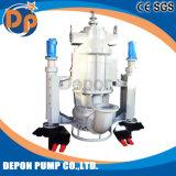 Bomba de água submergível Wear-Resistant da pasta com agitador