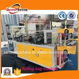 Rouleau à l'sac à ordures perforé Making Machine avec système entraînée par moteur servo