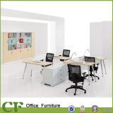 Het modulaire Werkstation van de Verdeling van het Bureau van het Personeel van het Bureau met Pedastal