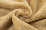 Coperta di corallo del panno morbido in solidi