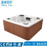 贅沢で支えがない6人によっては家へ帰る性のマッサージの温水浴槽の鉱泉(M-3347)が