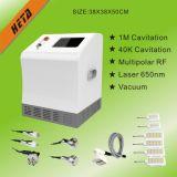 Máquina H-1000c da remoção do cuidado de pele do enrugamento de Heta