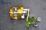 Qualidade superior do Molinete pesca ao corrico maquinado CNC