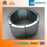 Ímã neo Certificated ISO/Ts16949 personalizado manufatura do arco