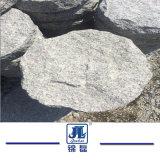 정원사 노릇을 하기를 위한 싼 G603 자연적인 화강암 둥근 포장하거나 포장 기계 돌