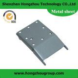 Peças personalizadas do cerco da fabricação de metal da folha da precisão