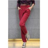 Pantaloni occidentali di modo del Harem di giro vita di stile per i vestiti della donna