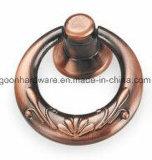 Декоративная классическая ручка тяги кольца для оборудования G08096 мебели