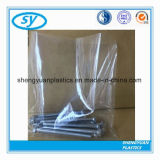 Мешок хорошего качества продукции PE пластичный плоский с печатание