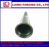 Процесс горячей объемной штамповки дуктильной прессформы трубы утюга открытый в фабрике