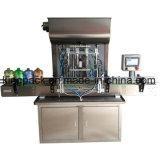 Machine de remplissage détergente complètement automatique de machine de remplissage de pâte d'acier inoxydable