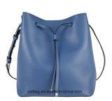 New Fashion PU Drawstring Tote Bag para mulheres