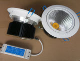 3years Warranty를 가진 40W LED COB Downlight