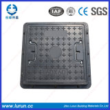 En124 B125 Square Round Gully Manhole Cover