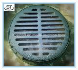 프레임으로 비비는 조형 트렌치 맨홀