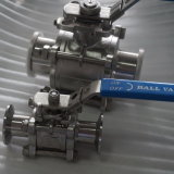 Edelstahl-Extraktion-Geräten-Rohr-Spule mit Triclamp Ende