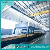 Vidrio de flotador de Luoyang Landglass que templa el fabricante del horno