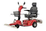 De Elektrische Autoped met drie wielen van de Mobiliteit van de Autoped van de Veger van de Straat Elektrische (EMW33C)