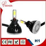 Bulbos do diodo emissor de luz G5 com o ventilador de refrigeração em 24W preto