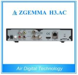Nuevo modelo de mercado México Zgemma H3. AC DVB-S2 + + ATSC Combo IPTV el receptor de satélite