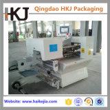 Máquina de embalagem em grânulos automática com três pesadores