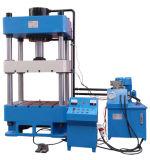 Presse corrigeante hydraulique pour la vulcanisation en caoutchouc