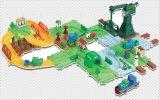 Блоки игры Контакт игрушки серии силовой передачи