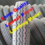 ¡El neumático 4.00-8 del triciclo del motor el neumático 400-8, el mismo precio bajo de la motocicleta de tres ruedas de Qiality, hacemos!