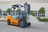 Chariot Elevateur Forklift de 3 toneladas com braçadeira do bloco